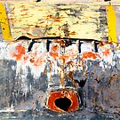 Derelict Abstract by Mark Higgins