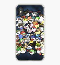 Super Smash Boos! iPhone Case