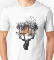 Ashes to ashes. T-Shirt