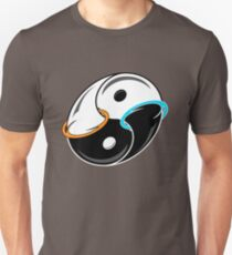 Darkness and Light...and Portals T-Shirt