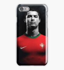 cristiano ronaldo wallpaper iPhone Case/Skin