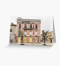 House of Loulé 2 Greeting Card