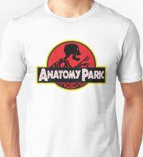 Anatomy Park - Rick and Morty Unisex T-Shirt