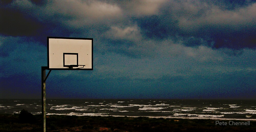 Anyone for some hoops? by Pete Chennell