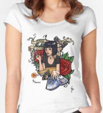 Camiseta entallada de cuello redondo Pulp Fiction