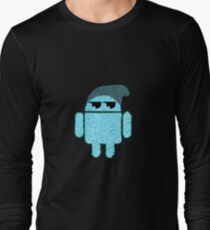 BeanieDroidv1.4 Long Sleeve T-Shirt