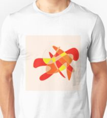 'Matador' Abstract Design Artwork  T-Shirt