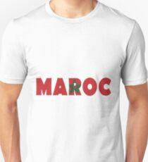 Morocco - Maroc Unisex T-Shirt