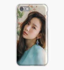 my voice Taeyeon iPhone Case/Skin