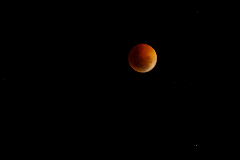August 2008 Lunar eclipse by Ozmoe