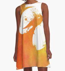 Sabine Wren's starbird A-Line Dress