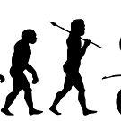 Motorbike evolution by goatxa