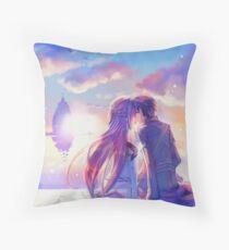 Sword Art Online Asuna e Kirito Poster, Cover ecc. Throw Pillow