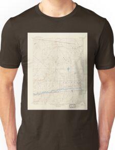 USGS TOPO Map Colorado CO Lamar 402526 1892 125000 Unisex T-Shirt
