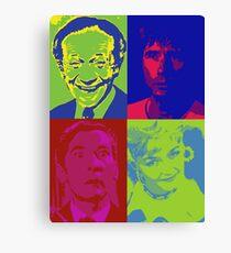 Carry On Pop Art Canvas Print