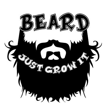 Beard, just grow it ! by Melcu