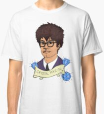 Richard Ayoade's Crystal Maze - Colour Classic T-Shirt