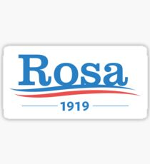 Rosa 1919 Sticker
