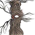 eye tree by Emma Lenz
