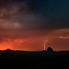 Glasshouse Storm by AdamDonnelly