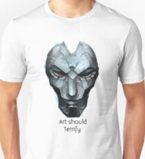 Art Should Terrify Unisex T-Shirt