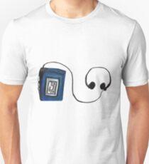 Portable tape player T-Shirt