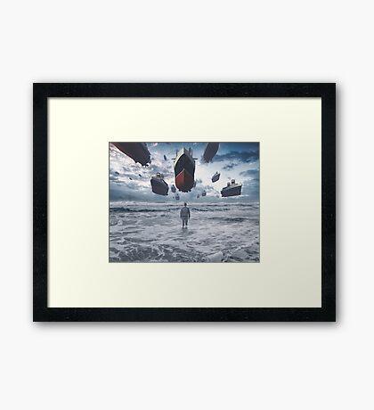 Kopabli Framed Print