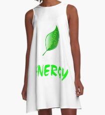 vegan II A-Line Dress