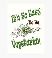 veganism I Art Print