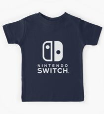 Nintendo Switch Kids Tee