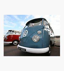 Fine VW Split Screen Photographic Print