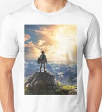 Legend of Zelda : Breath of the Wild Art T-Shirt