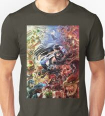 Smash 4 Bayonetta Reveal Illustration T-Shirt