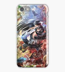 Smash 4 Bayonetta Reveal Illustration iPhone Case/Skin