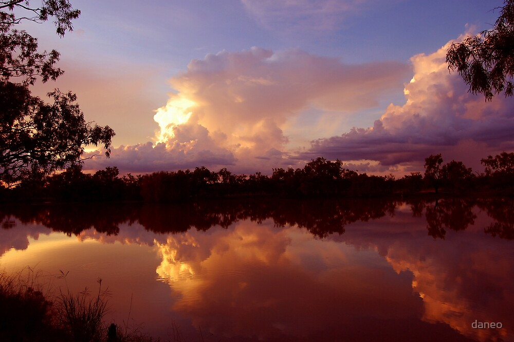clouds and colours by daneo
