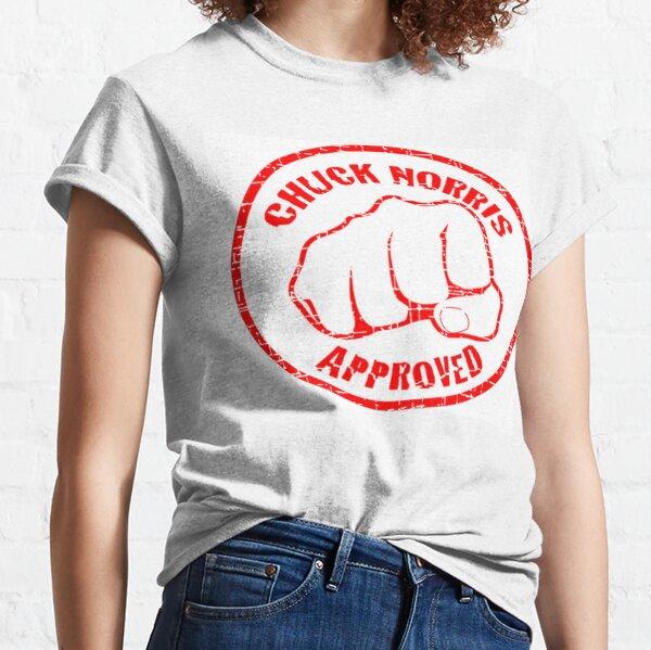 Chuck Norris  Classic T-Shirt