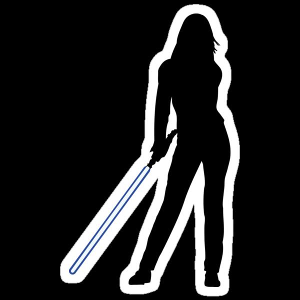 Jedi-Bride by LeonBest