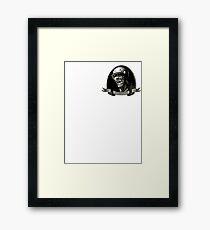 Soldier Framed Print
