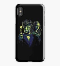 Doctor and his Companion iPhone Case/Skin