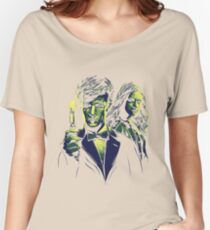 Doctor and his Companion Women's Relaxed Fit T-Shirt