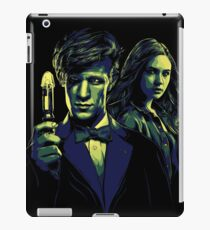 Doctor and his Companion iPad Case/Skin