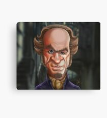 Count Olaf Canvas Print