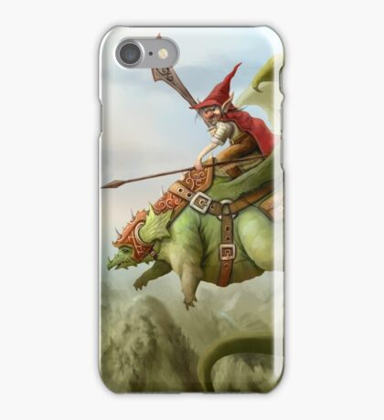 His name is Fatty iPhone Case/Skin