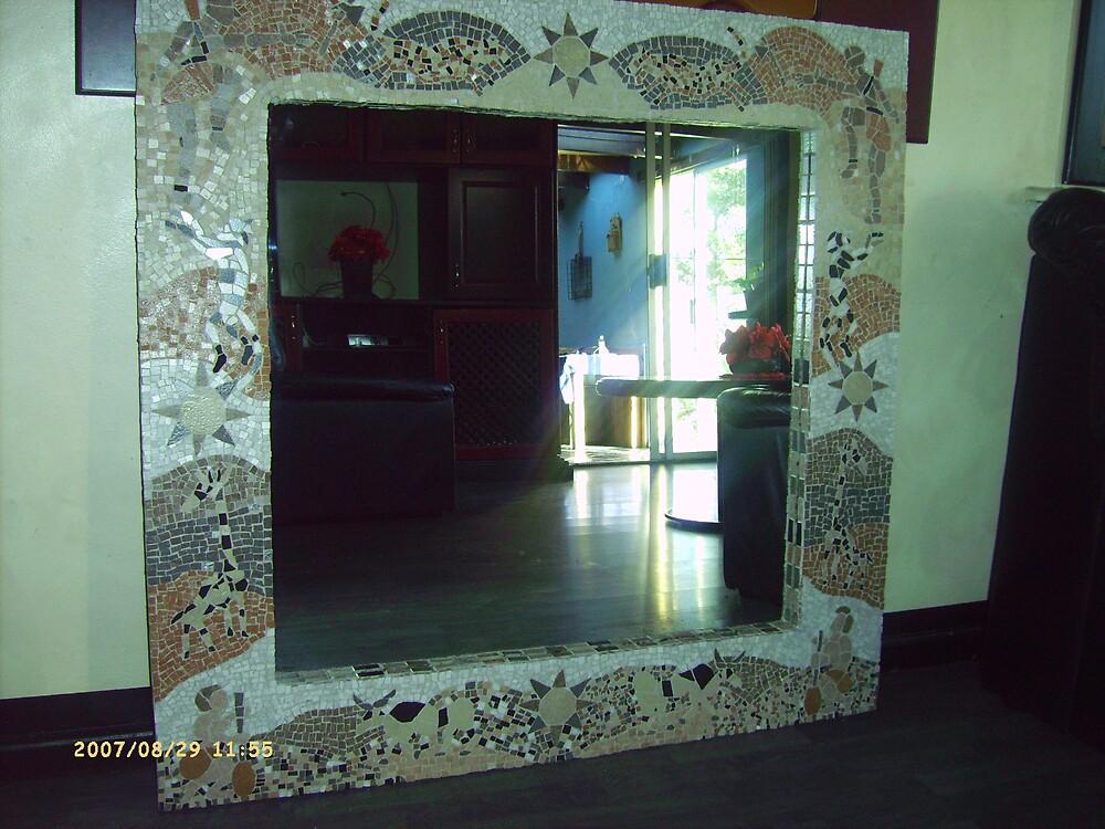 african mirror by nierak