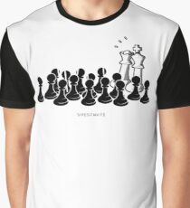 CheckMate Graphic T-Shirt