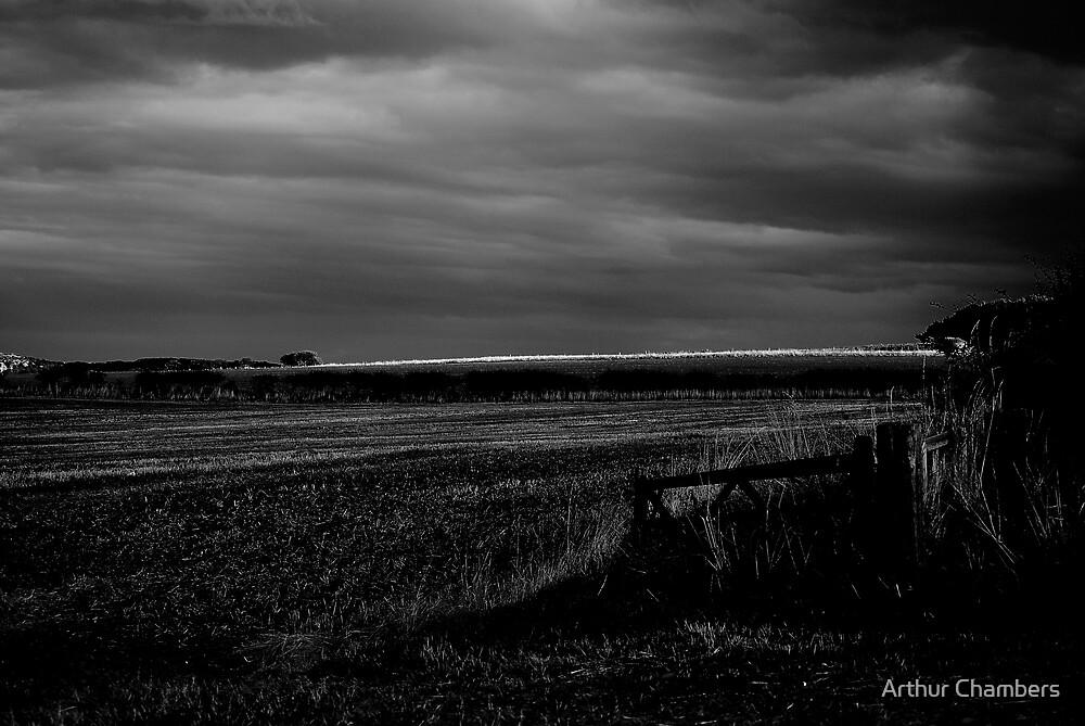 Grey Skys........... by Arthur Chambers