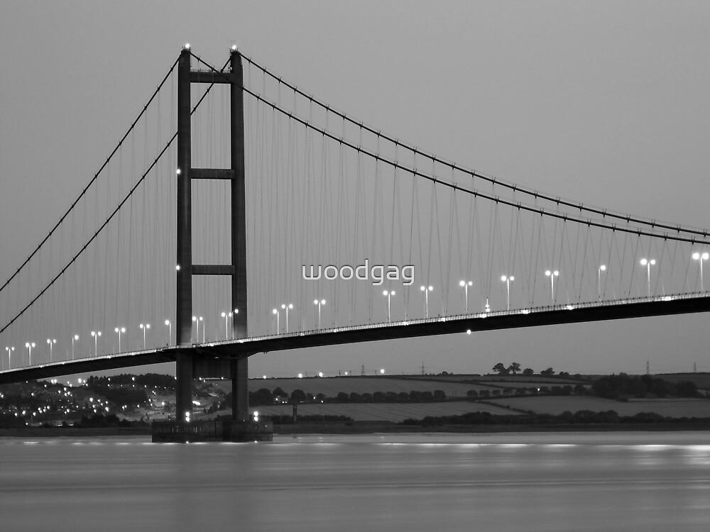 A Bridge Apart by woodgag