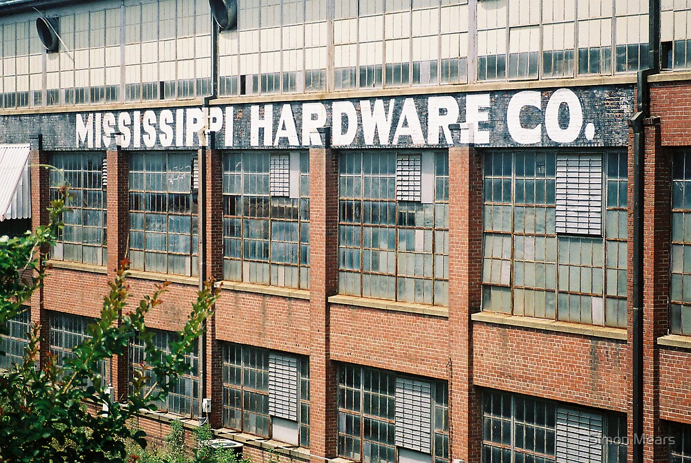Mississippi Hardware Company by Simon Mears