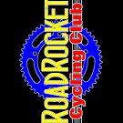 RoadRocket C.C. Dark Sticker by Ra12