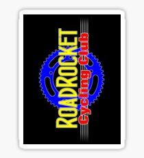 RoadRocket C.C. Dark Sticker Sticker
